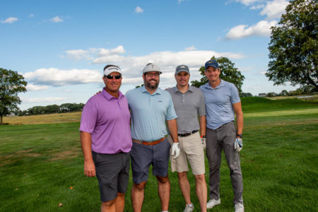 Jeff Beiser, Kevin McGrath, Jason Kelley, David Dusek