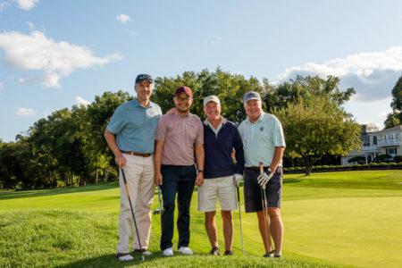Sean Carroll, Elmer Velasquez, Rick Anderson, Greg Rance