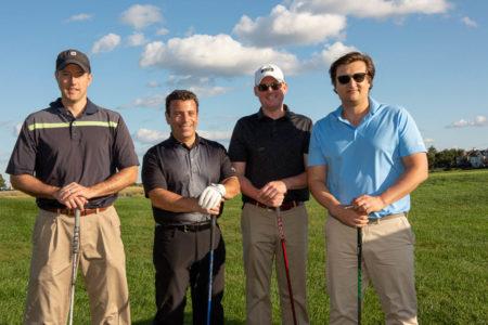 Scott Sheefel, Enrico Treglia, Brent McGroarty, Dmitri Donomorove
