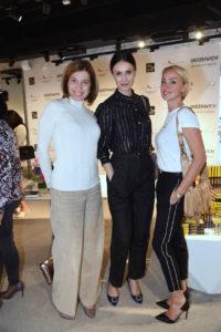 Katiana  Terkhina, Irina Protsenko, Katya McGaffey