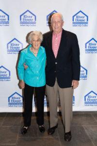 Helen and Bruce Dixon
