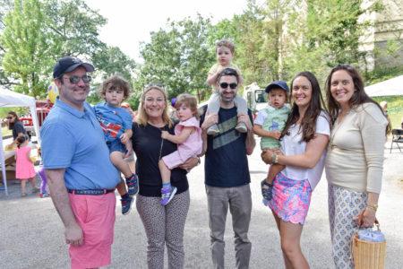 James, Hiles, ZeGisi Families