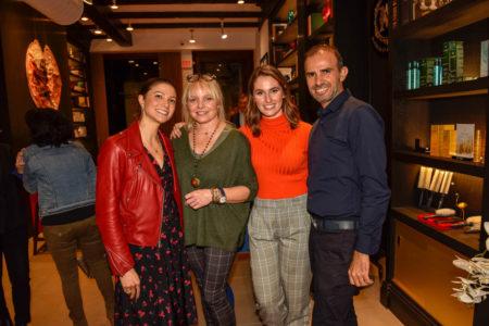 Liz Kentor, Bel Jablonska, Ariel Cona, Ravih Fakhoury