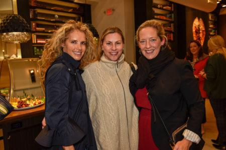 Cindy Winegardner, Laura Darrin, Meg Critchell