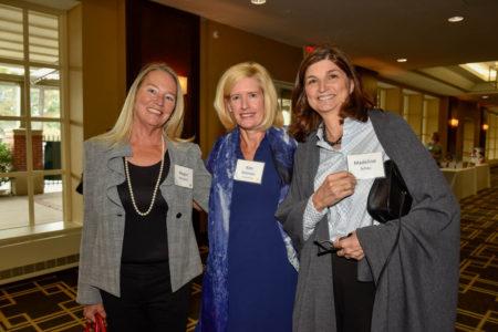 Meg Holmgren, Kim Dickinson, Madeline Schau