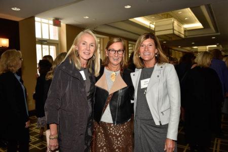 Kathleen Weinstock, Erin Conway, Pam Wisinski