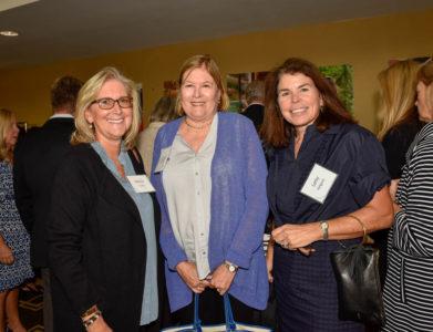 Erin Conway, Sarah Lyden Schmidt, Pam Wisinski