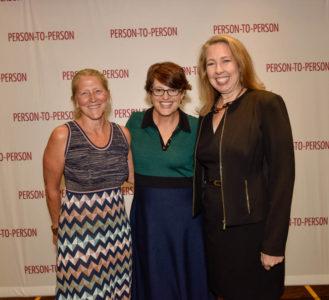 Melissa McKeithen, Kelly Corrigan, Nancy Coughlin