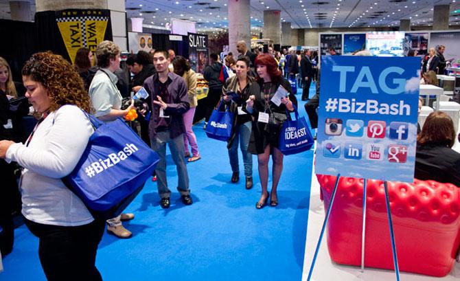 Go inside the BizBash IdeaFest tradeshow