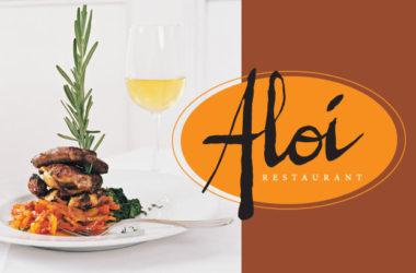 Aloi offers Italian comfort food in New Canaan