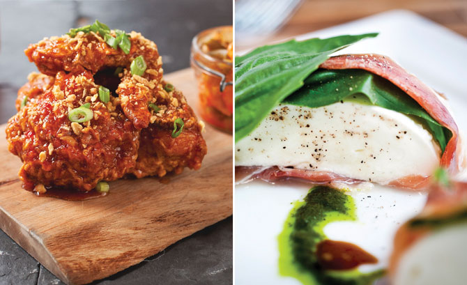 The go-to gastropub for a refined culinary experience in a fun and trendy atmosphere.