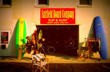 Local Entrepreneurs Bring Stand Up Paddle Boarding to Fairfield