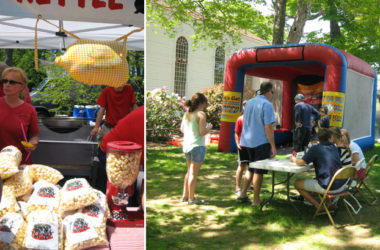 The 77th Annual Dogwood Festival Delights Again