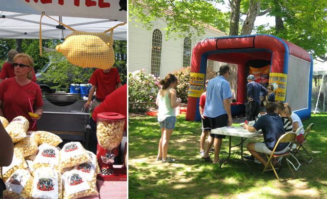 The 77th Annual Dogwood Festival Delights Again