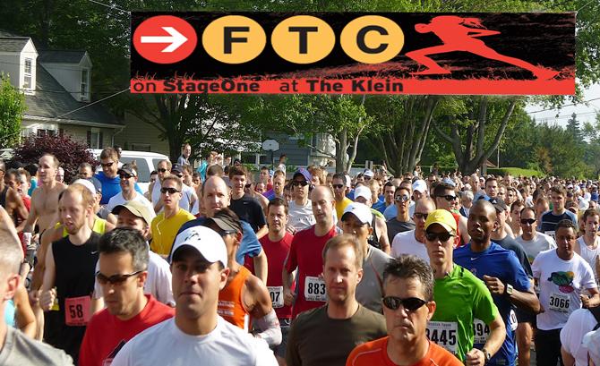 The FTC participates in the Stratton Faxon Fairfield Road Races