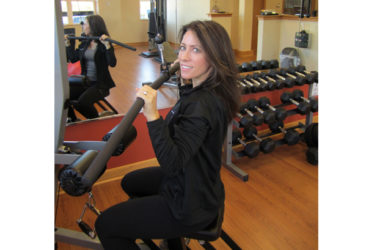 15 minutes with the owner of Get in Shape for Women