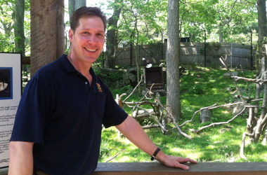 15 minutes with the Curator of Education at the Beardsley Zoo