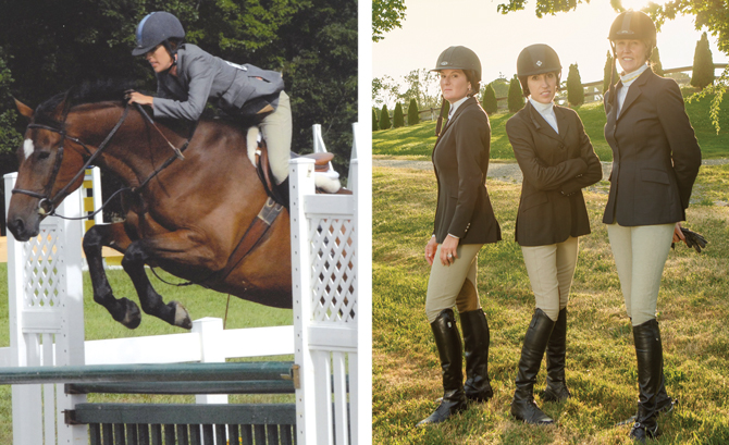Meet three elite equestrians who left the sport years ago