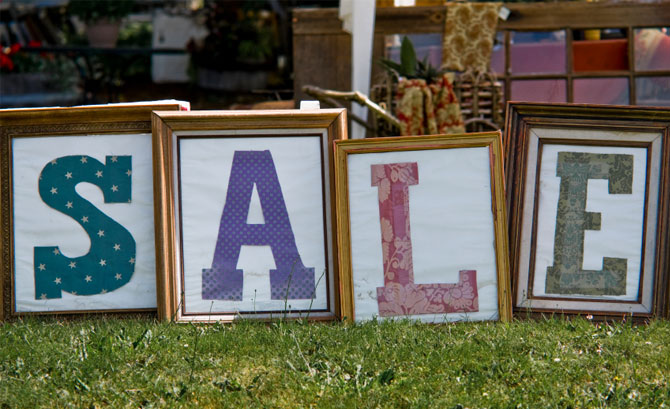 Recycle and save at the Deal Days Tag Sale to benefit New Canaan Country School