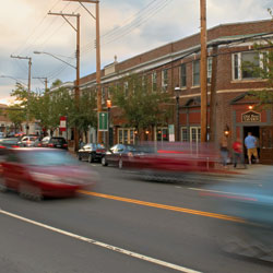 The transformation of small-town Fairfield into a crowd-pleaser