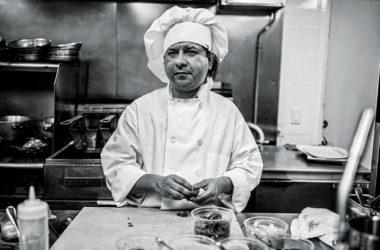 Chef Francisco Ciciliano
