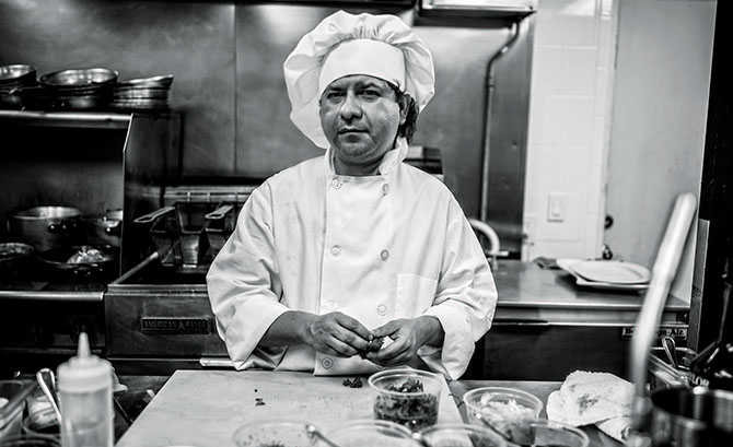 Chef Francisco Ciciliano