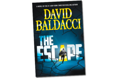 "Book cover of ""The Escape"""