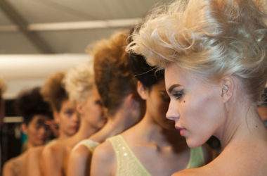Badgley Mischka Spring/Summer runway looks + how to get the look from MAC Cosmetics