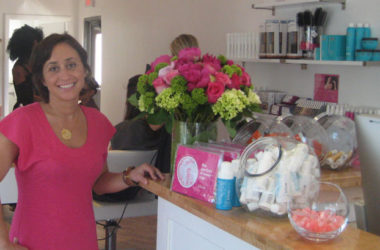September Sirico on her new hair salon