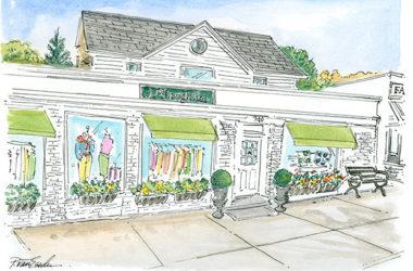 J. McLaughlin opens its doors on Pequot Avenue
