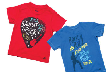 Detroit-inspired T-shirts from King of Harts