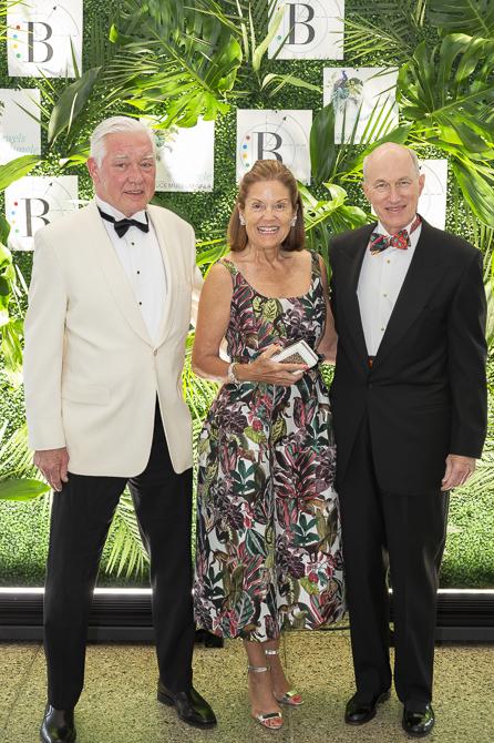 Peter Sutton, Lucy Glasebrook, Richard Glasebrook