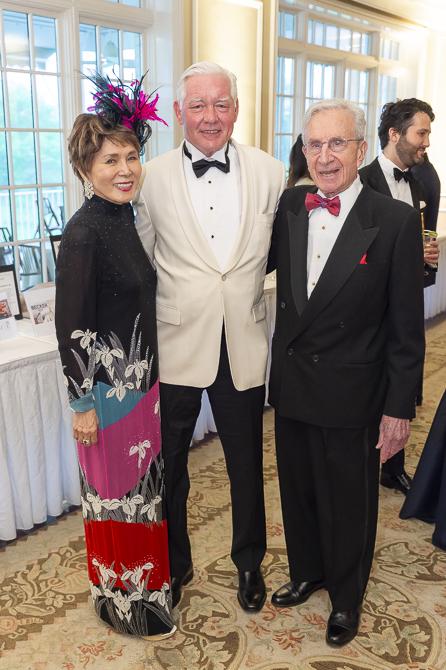 Sachiko Goodman, Peter Sutton, Larry Goodman