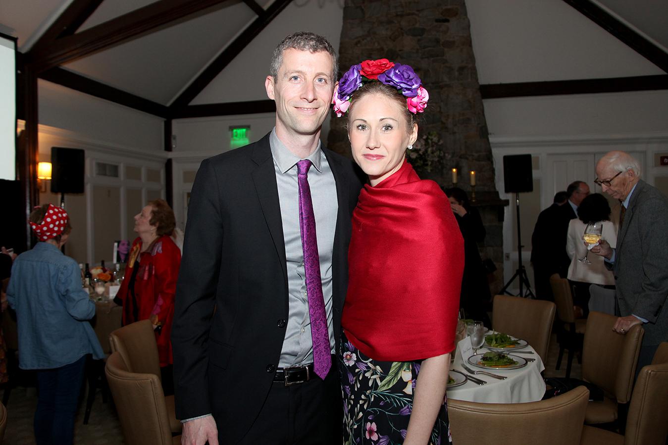 Eric and Jennifer Bernheim