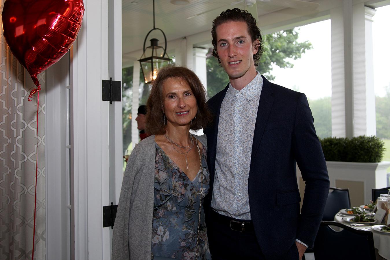 Stefanie and Nick Fletcher
