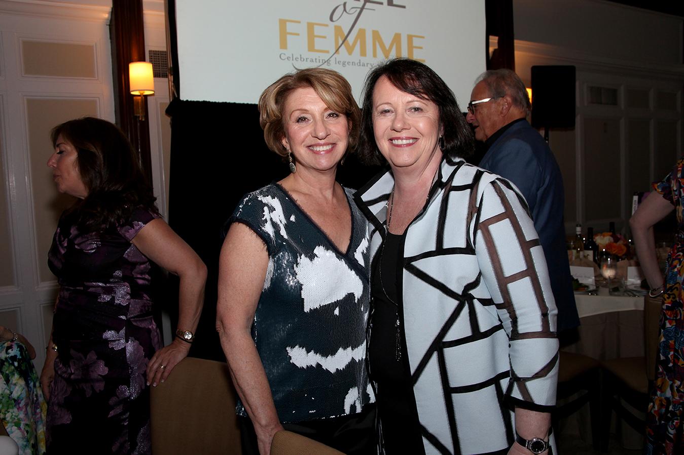 Arlene Brody, Mary Ellen Marpe