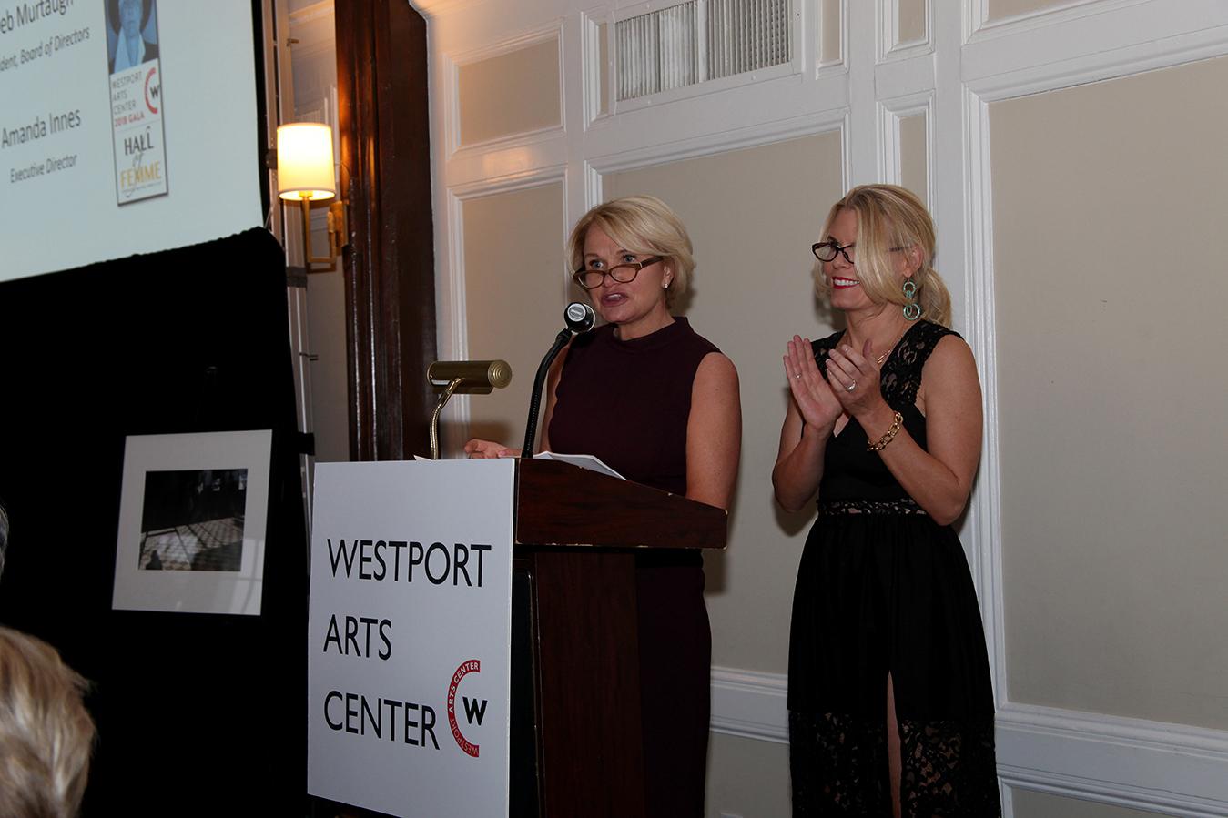 Speakers: Deb Murtaugh, Amanda Innes