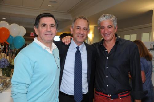 Jeff Assaf, Gary Mendell, Brad Gerla