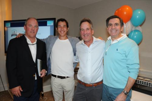 Ron Biscardi, Wyatt Cook, Ted Cook, Jeff Assaf