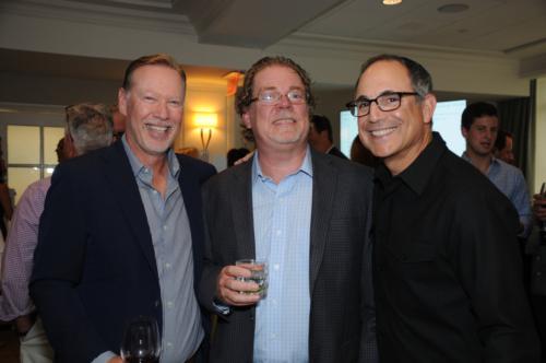 Steve Jacobs, Alan Frost, Neil Katz