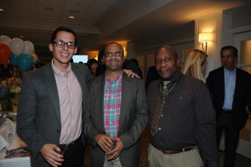 John Carvalho, Adrian Clarke, Warren Simmons