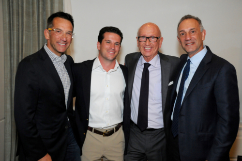 David Price, Tim Holt, Bill Mitchell, Gary Mendell