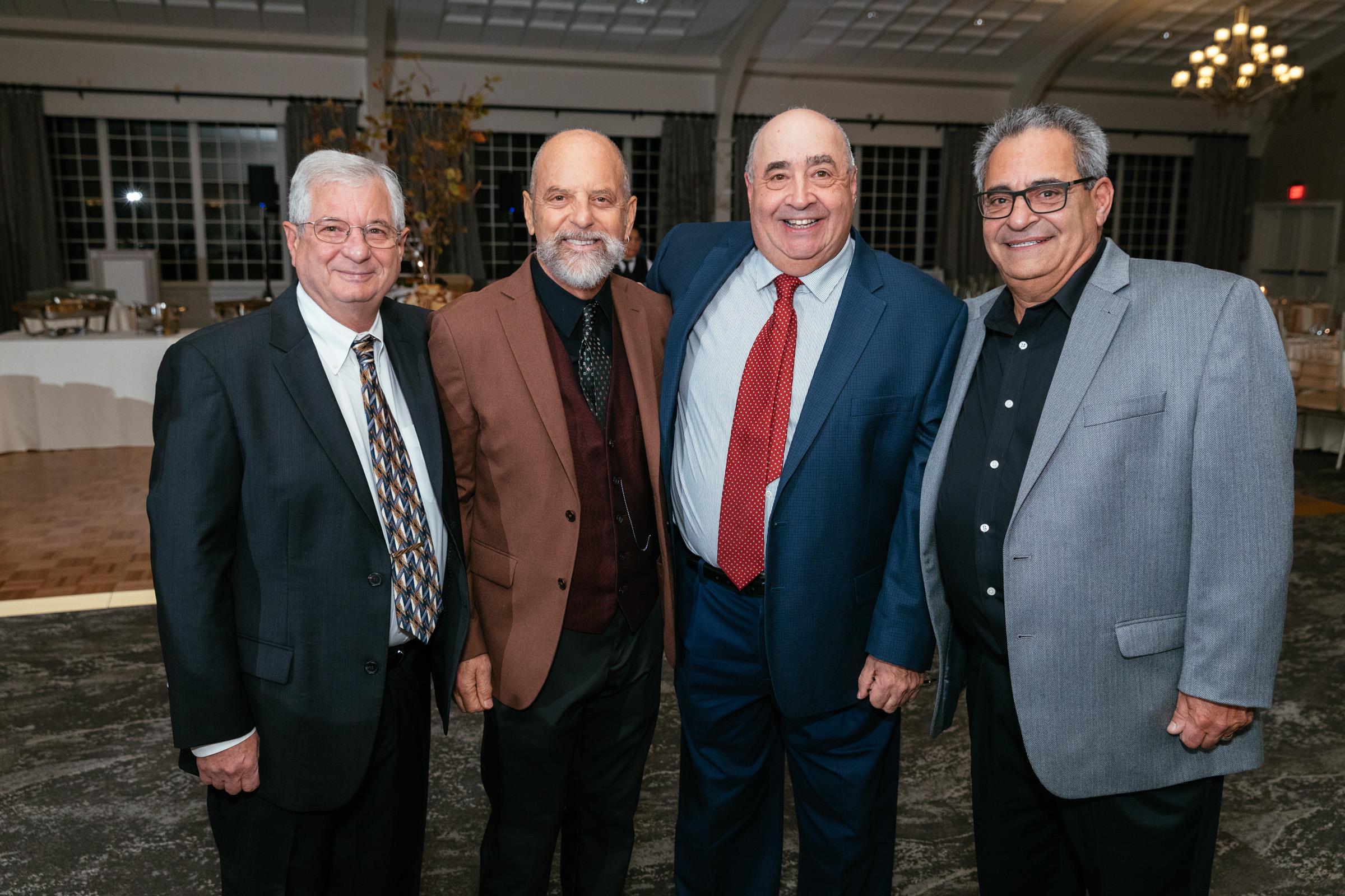 Chris Pavia, Peter Pavia, Tommy Moccia, Anthony Zezima