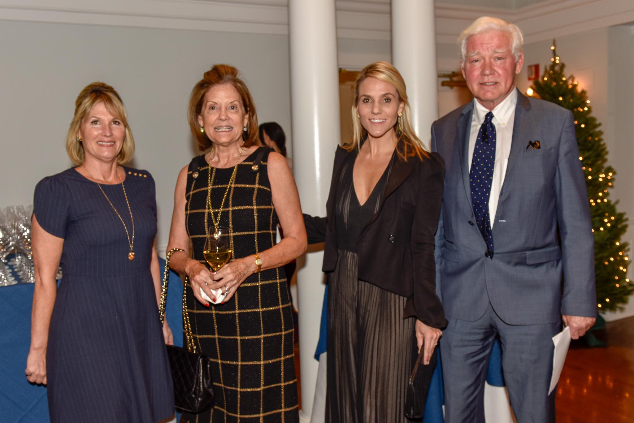 Carolyn Westerberg, Lucy Glasebrook, Erin Glasebrook, Peter Sutton