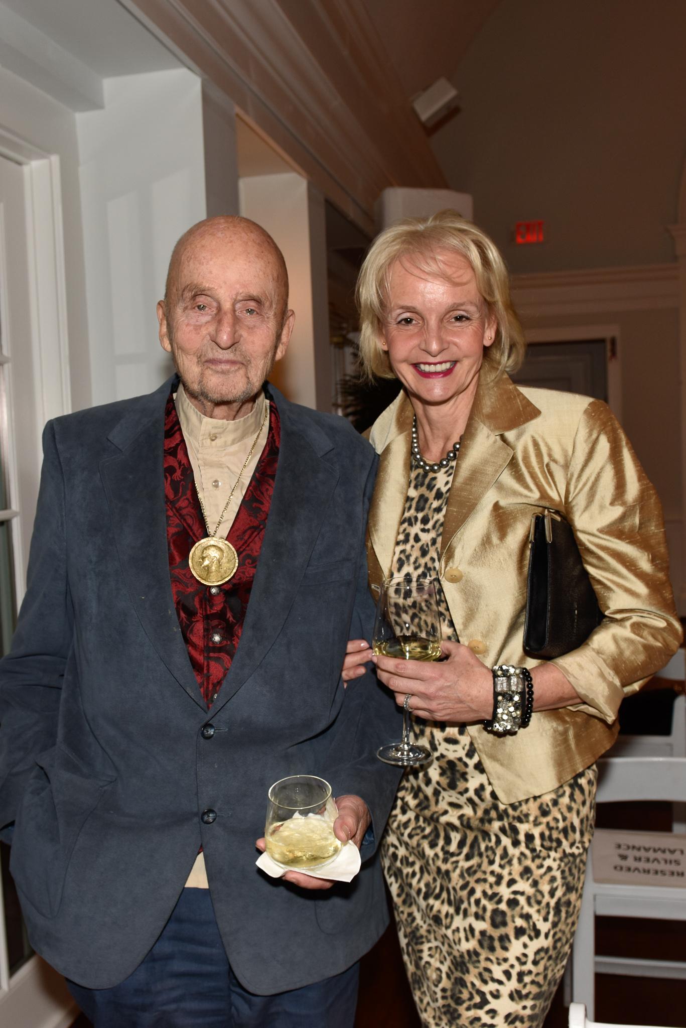 Herbert Lust, Sabine Schoenberg