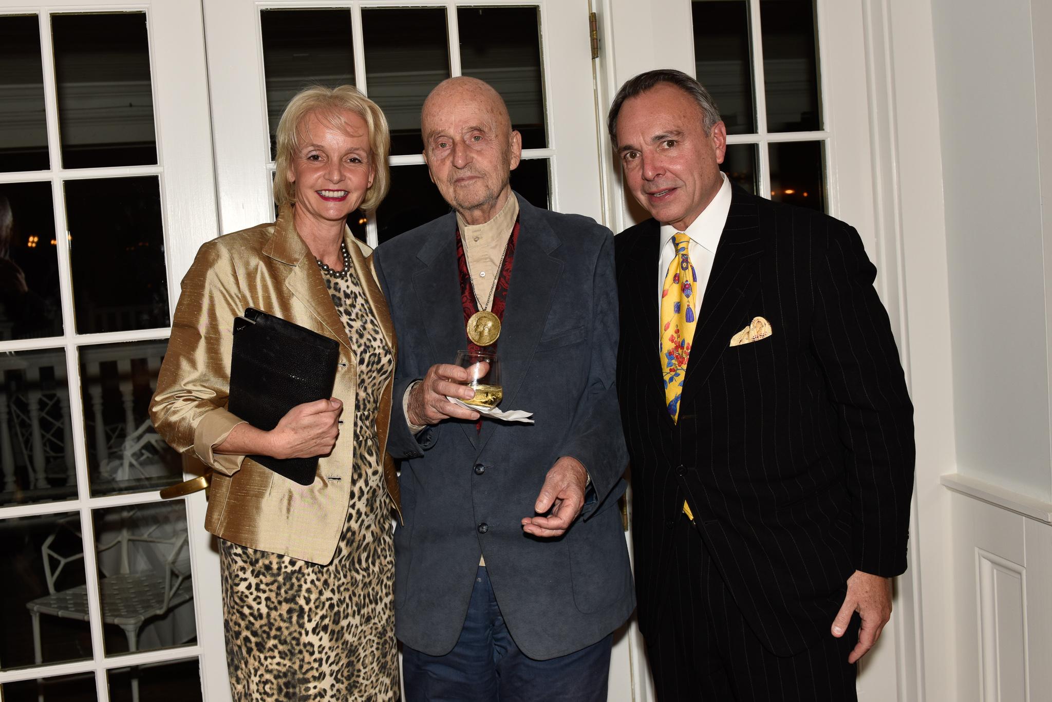 Sabine Schoenberg, Herbert Lust, Robert Lardon