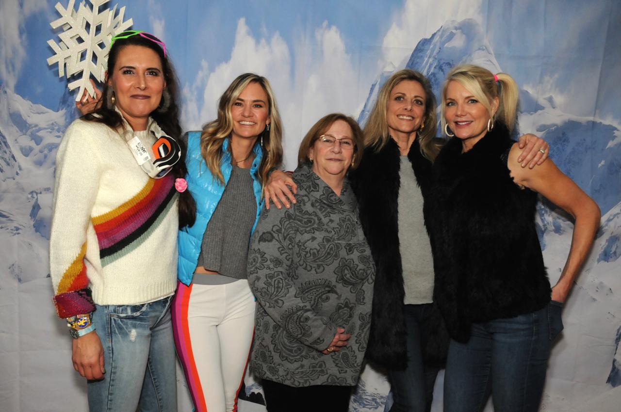 Julianna Spain, Catherine McNear, Janice Marzano, Lisa Koorbusch, Lisa Hingst