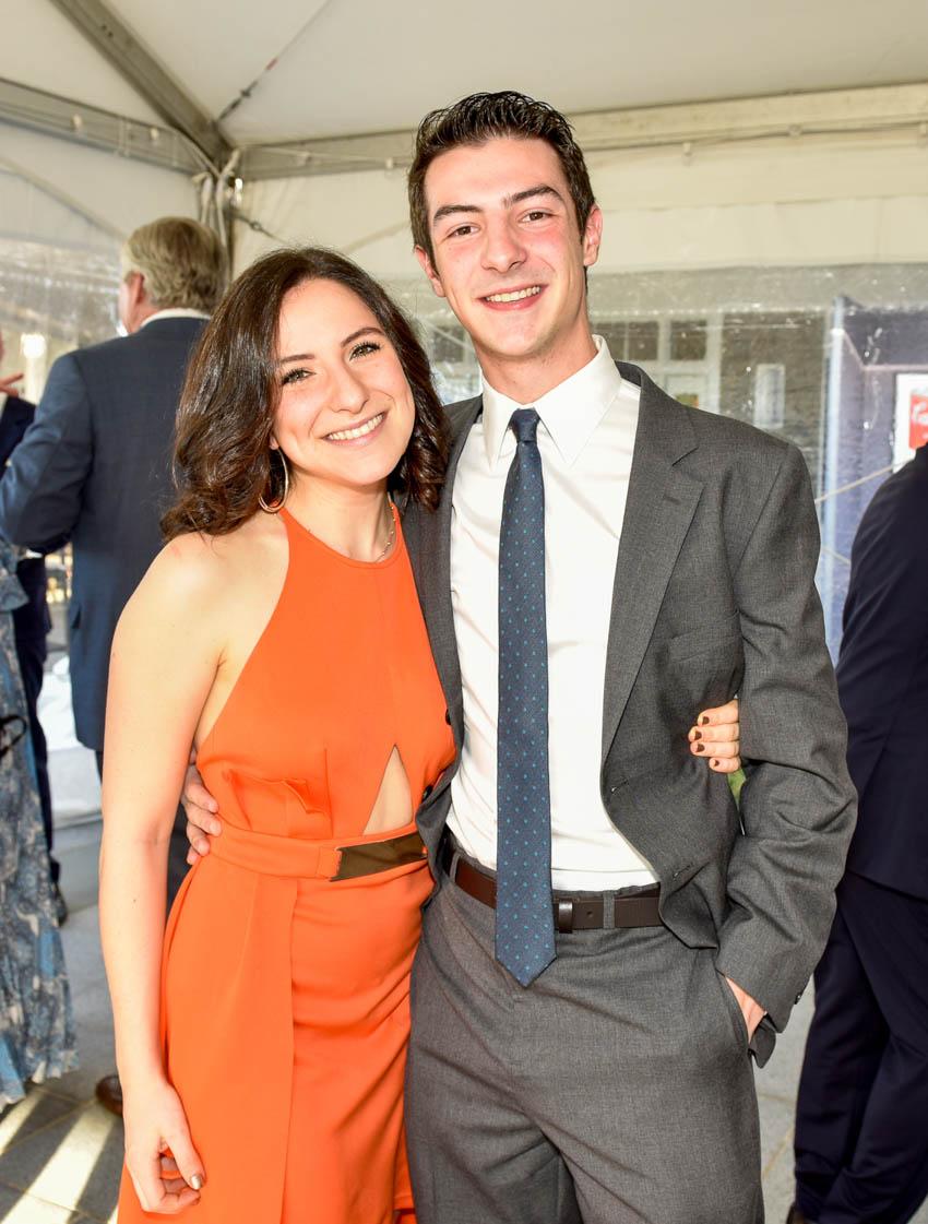 Michelle and Daniel Pauker