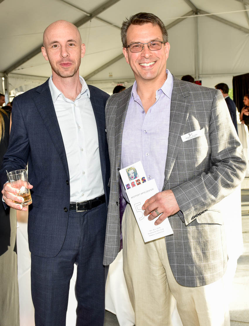 Matt Smith, Michael Del Gass