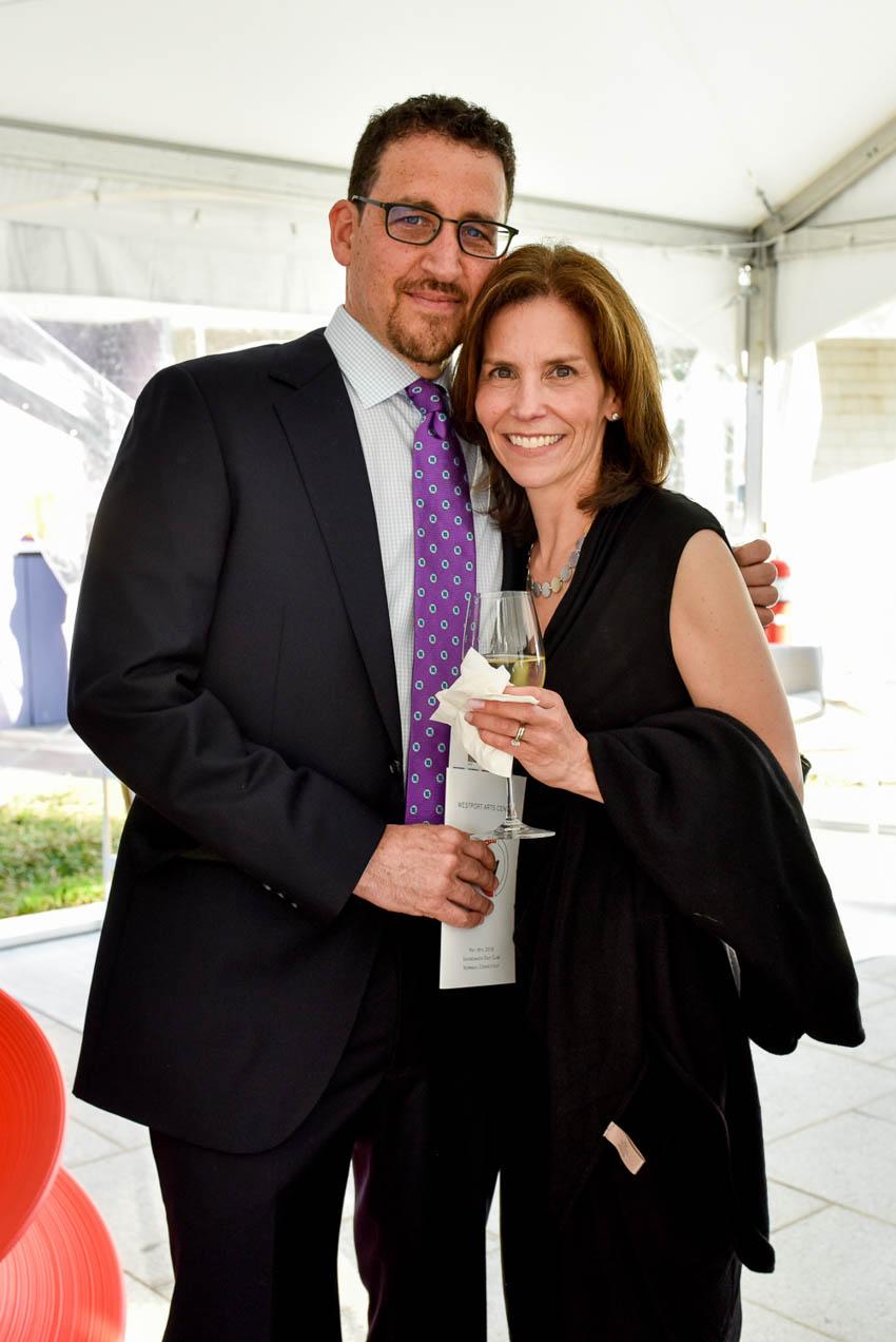 Jocelyn and Scott Hurwitz
